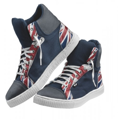 Mini Union Jack Sneaker