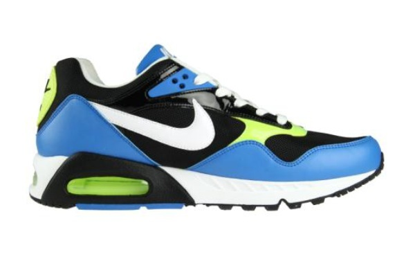 Nike Air Max Correlate Sneaker Blau 2012
