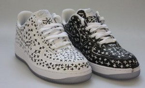 Love & Hate Air Force 1 von Conny Dreher