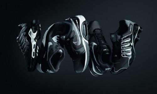 Nike Shox Air Max Lunar Sneaker