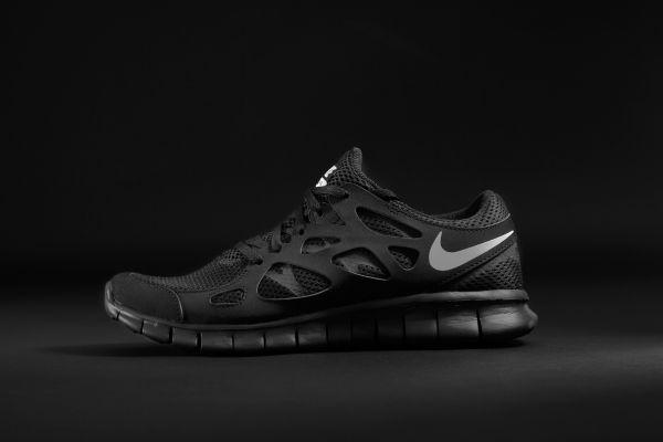 Nike Free Run 2014 schwarz