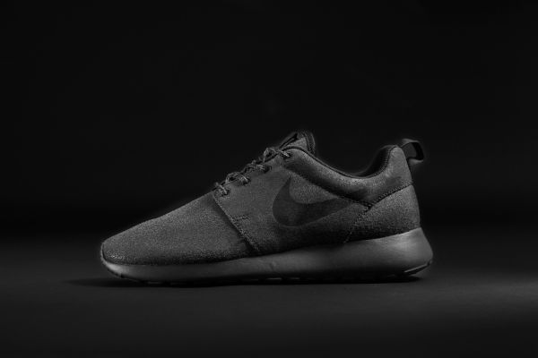 Nike Roshe Run schwarz Foot Locker