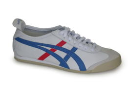 Onitsuka Tiger Mexico 66-white-blue-red