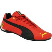Puma Sneaker FUTURE CAT LEATHER SCUDERIA FERRARI 10 Rot Schwarz Gelb Leder H