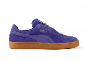 Puma The Liste Suede Sneaker lila