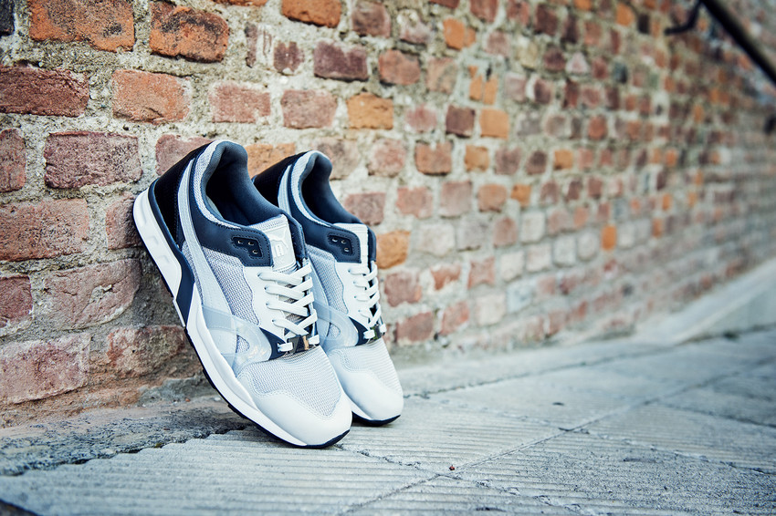 Puma Trinomic Sneaker in grau