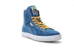 Puma x MITA Suede Sneaker Mid Cut