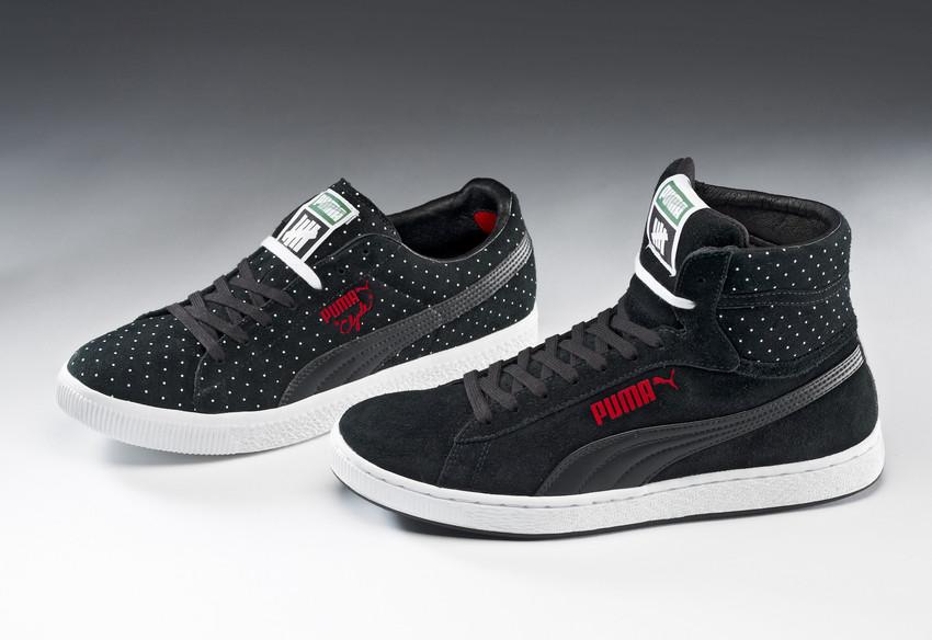 Puma Microdot Sneaker schwarz