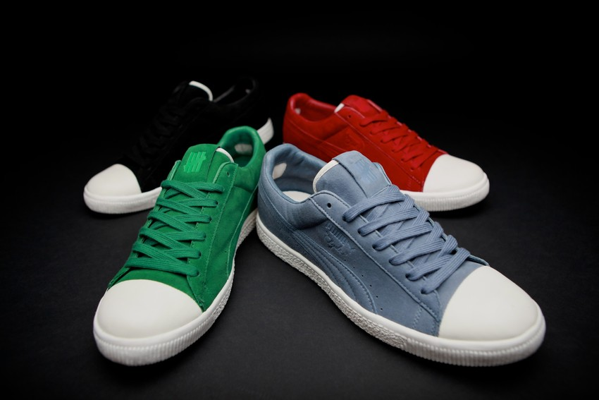 Puma Clyde Sneaker