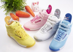 Das Reebok Freestyle Bunny Pack
