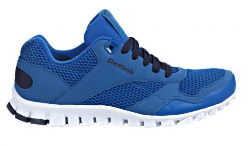 Reebok Reaflex Racer in blau