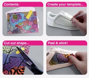 So wirds gemacht: Das Urban Outfitters Sneakers Art Pack