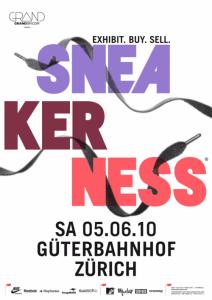 Alle Infos zur Sneakerness 2010 in Zürich