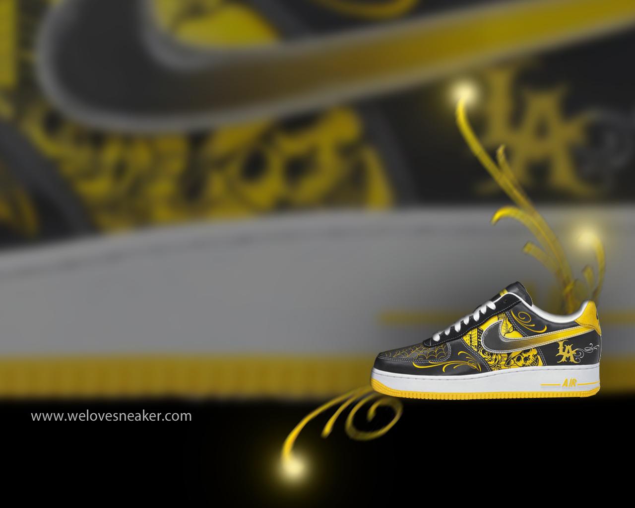 Nike Sneaker Wallpaper
