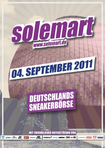 Solemart 2011 Berlin Flyer