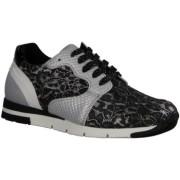 Tamaris Sneaker 23635-982 - Damenschuhe Sneaker, Grau, Materialmix (Leder/Synth