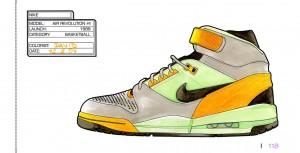 Ein mögliches Ergebnis: Der Nike Air Revolution
