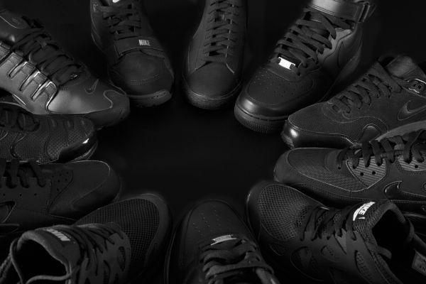 Die Triple Black Kollektion von Foot Locker