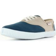 Victoria Sneaker Inglesa Bicolor