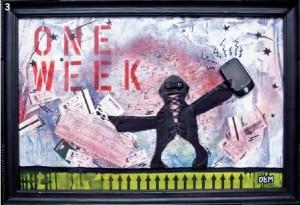"""Das Bild """"One Week"""" von Herr Orm"""